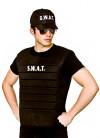 SWAT Officer Vest & Cap