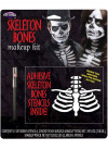Skeleton Bones Stencil and Make-up Kit