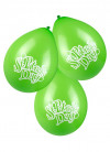 St Patrick's Day Balloons 25cm – 6pk