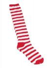 Waldo Red & White Striped Socks