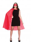 Superhero Cape and Mask - Red