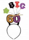Birthday Headband – The Big 60!