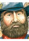 Miner Beard 49 White