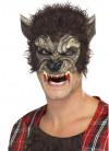 Werewolf Half Rubber Mask
