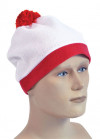 Waldo Red & White Hat