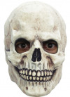 White Skull - Overhead Mask - Small adults