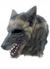 Wolf Mask - Brindle Effect