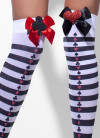 Wonderland Storybook Stockings - Dress Size 6-14