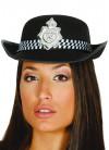 WPC Black-Police Ladies Hat