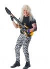 Zebra Print Rocker or Wrestler Trousers - Leggings