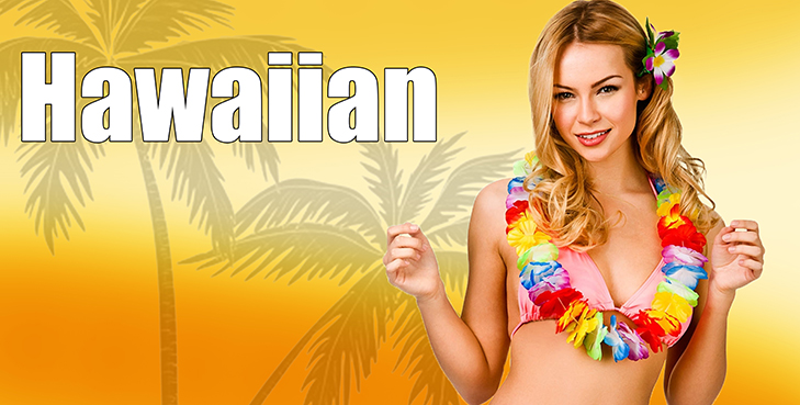 Hawaiian Fancy Dress Costumes & Accesories - Get ready For Summer!