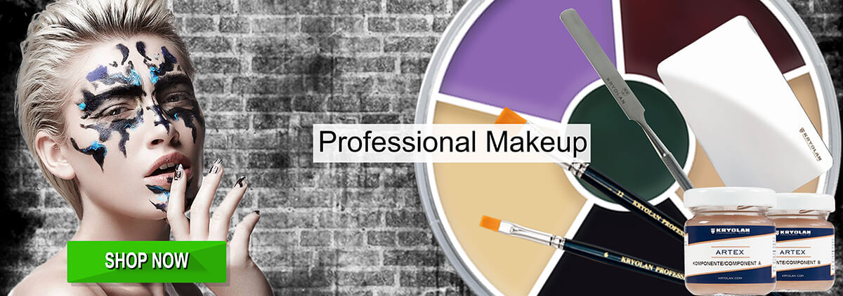 Kryolan Professional Quality Make Up for Stage and TV