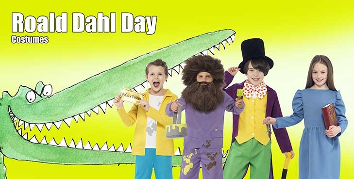 Roald Dahl Day Costumes 10% OFF