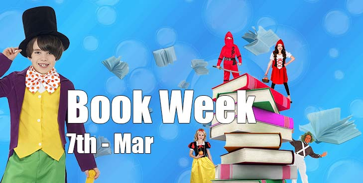 Book Week 7th Mar Costumes and Accessories