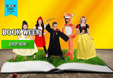Hundreds of Book Week Characters to choose from!