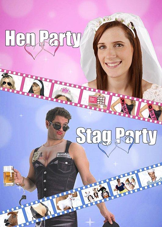 Hen & Stag Fancy Dress