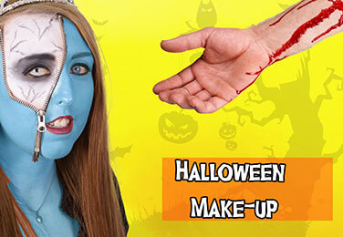 Make up for a bit of a laugh - At Really Great Prices - But We Do Professional Make Up as Well - Kryolan Specialists