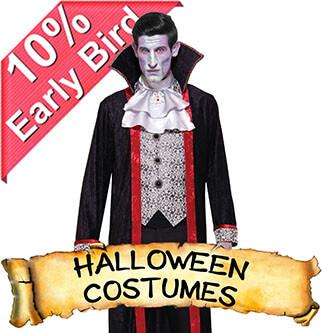 Male Disney Villain Costumes