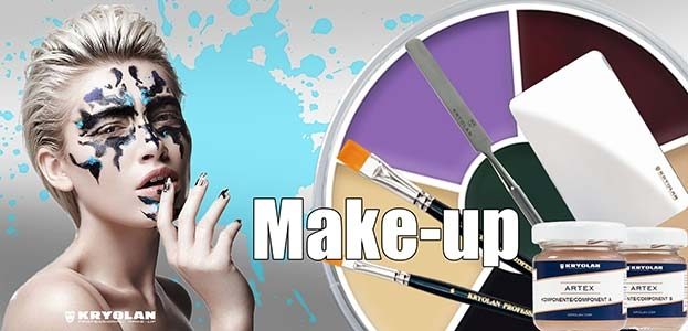 Professional Make-Up - Kryolan - Snazaroo